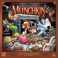 Munchkin Dungeon English