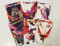 Batman The Shadow 1-6 Complete Series