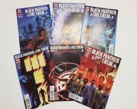 Black Panther & the Crew 1-6 Complete