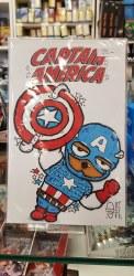 Captain America #700 BRAINFART Sketch Blank Variant