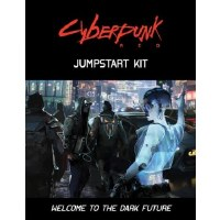 Cyperpunk Red: Jumpstart Kit English