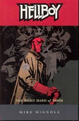 Hellboy TP VOL 04 Right Hand of Doom (New Ptg) (Aug128256)