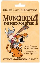 Munchkin 4 the Need For Steed EN