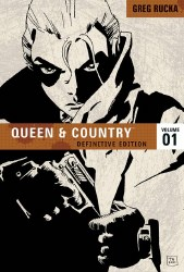 Queen & Country Definitive Ed TP VOL 01 (Mr)