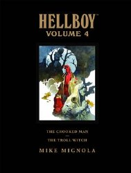 Hellboy Library HC VOL 04 Crooked Man (Mar110034)