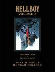 Hellboy Library HC VOL 05 Darkness Calls Wild Hunt (Mar12004