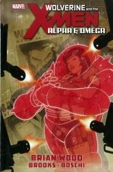 Wolverine and X-Men Prem HC Alpha and Omega