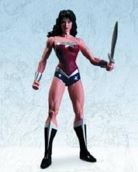 DC Comics New 52 Wonder Woman Action Figure
