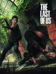 Art of the Last of Us HC (Feb130023)