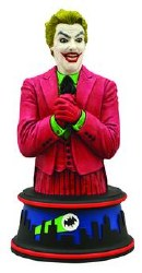 Batman 1966 Joker Bust (C: 1-1-0)