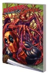 Deadpool Vs Carnage TP
