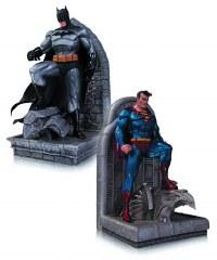 DC Comics Superman & Batman Bookends