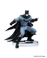 Batman Black & White Statue ByGreg Capullo 2nd Ed