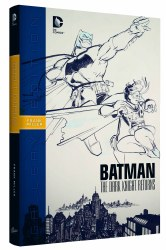Batman Dark Knight Returns Gallery Ed HC