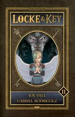 Locke & Key Master Ed HC VOL 02