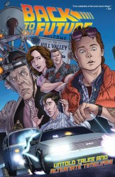 Back To the Future TP Untold Tales & Alt Timelines