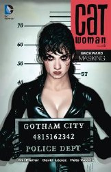 Catwoman TP VOL 05 Backward Masking