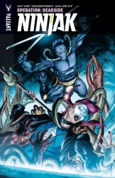 Ninjak TP VOL 03 Operation Deadside