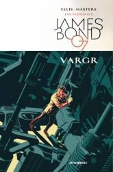 James Bond HC VOL 01 Vargr (C: 0-1-2)