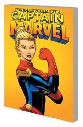 Captain Marvel Earths Mightiest Hero TP VOL 01