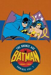 Batman Brave & the Bold BronzeAge Omnibus HC VOL 01