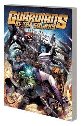 Guardians of Galaxy TP Guardians of Infinity