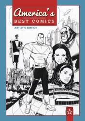 Americas Best Comics Artist Ed HC (Net)