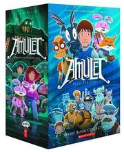 Amulet 1-7 Box Set (C: 0-1-0)