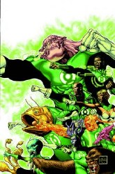 Green Lantern Corps Edge of Oblivion TP