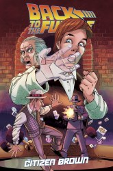 Back To the Future Citizen Brown TP
