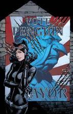 Catwoman Election Night #1 Var Ed