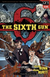 Sixth Gun TP VOL 01 Square One Ed