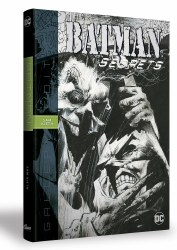 Batman Secrets Sam Kieth Gallery Ed HC