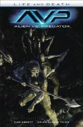 Alien Vs Predator Life and Death TP (Mr) (C: 0-1-2)