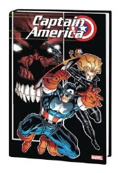 Captain America By Waid & Garney Omnibus HC
