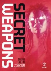 Secret Weapons HC Dlx Ed