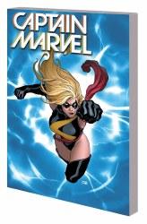 Captain Marvel Carol Danvers TP VOL 01 Ms Marvel Years