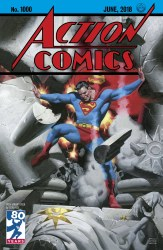 Action Comics #1000 1930s Var Ed (Note Price)