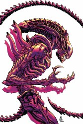 Aliens Dust To Dust #2 (of 4) Var D Anda Cvr (Mr)