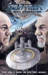 Star Trek Tng Through the Mirror TP (C: 0-1-2)