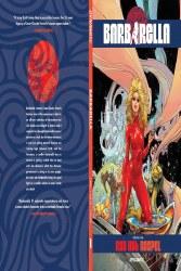 Barbarella TP VOL 01 Red Hot Gospel (Mr)