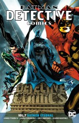 Batman Detective Comics TP VOL 07 Batman Eternal