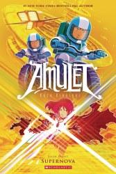 Amulet SC GN VOL 08 Supernova (C: 0-1-0)