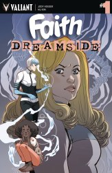 Faith Dreamside #1 (of 4) Cvr A Sauvage (Net)