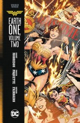 Wonder Woman Earth One HC VOL 02