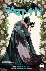 Batman TP VOL 07 the Wedding Rebirth