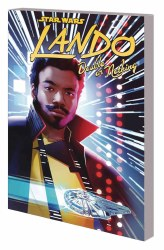 Star Wars Lando TP Double Or Nothing
