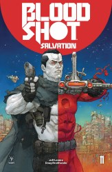 Bloodshot Salvation #11 Pre-Order Bundle Ed