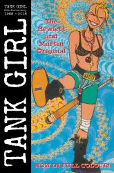 Tank Girl Full Color Classics 1988-1989 #2 Cvr B Hewlett