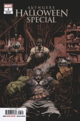 Avengers Halloween Special #1 Zaffino Var